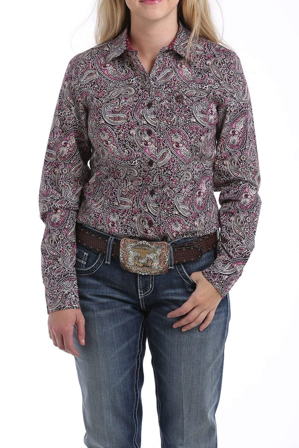 Cinch Womens Melissa Shirt - Gympie Saddleworld & Country Clothing