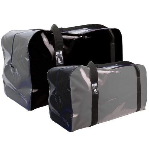 Dolans Gear Bags Large / Black/Grey Dolans PVC Gear Bag