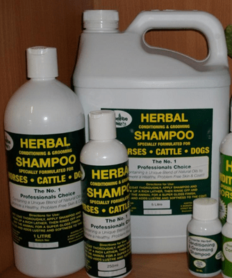 Donerite Herbal Shampoo - Gympie Saddleworld & Country Clothing
