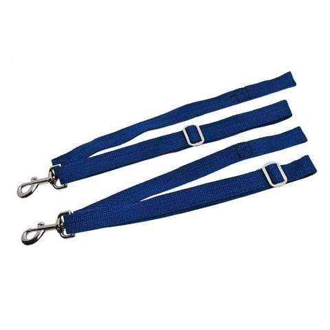 Eurohunter Rug Accessories Eurohunter Deluxe Leg Straps Navy