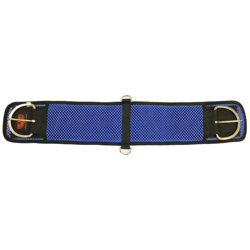 Fort Worth Girths 28inch / Blue Fort Worth Air-Cell Cinch BLUE