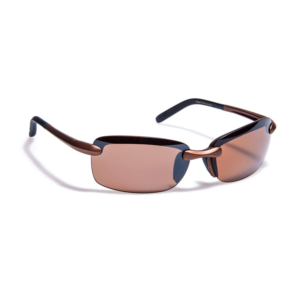 Gidgee Eyes SUNGLASSES Copper Gidgee Eyes Enduro Copper