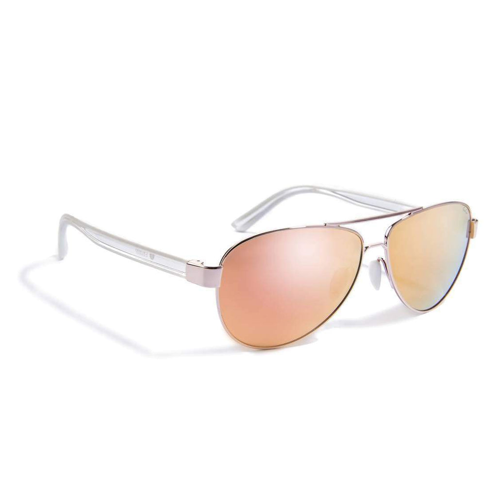 Gidgee Eyes SUNGLASSES Rose Gidgee Eyes Equator Rose Gold