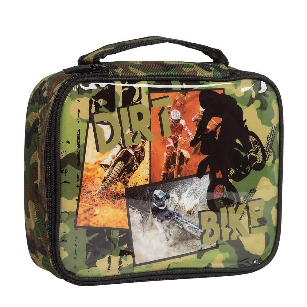 Dirt Bike Lunch Box - Gympie Saddleworld & Country Clothing