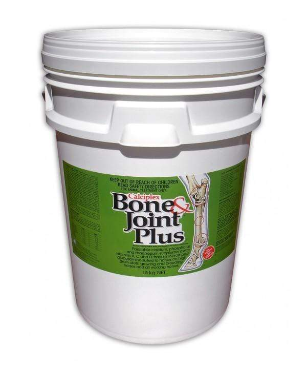 Gympie Saddleworld & Country Clothing Bone & Joints 15kg Calciplex Plus
