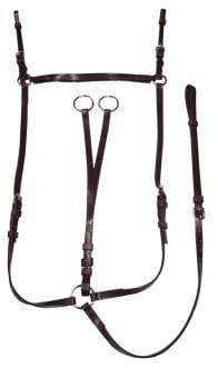 PVC Stockmans Breastplate (9135TA) - Gympie Saddleworld & Country Clothing