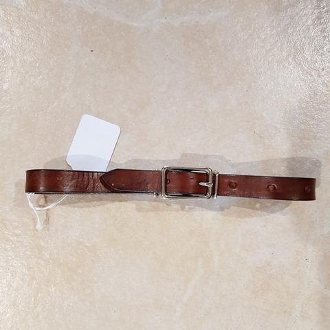 WT Harness Leather Twisted Curb Chain - Gympie Saddleworld & Country Clothing