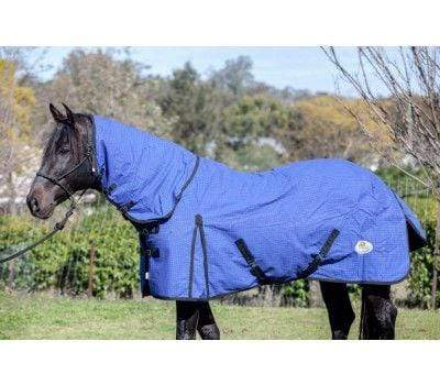 Gympie Saddleworld & Country Clothing Canvas Horse Rugs 5ft0 GTL Highlander Unlined Canvas Combo