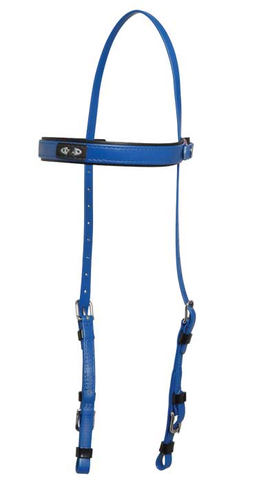 Zilco Deluxe PVC Endurance Bridle Part - Gympie Saddleworld & Country Clothing