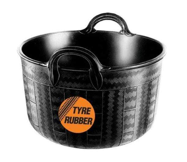 Gympie Saddleworld & Country Clothing Feeders & Water Buckets 30L Evo 2 Handle Tyre Feeder