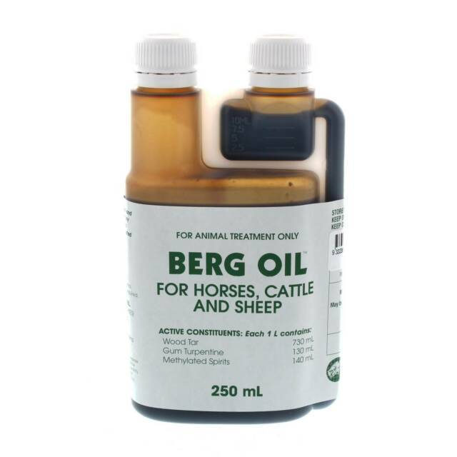 Berg Oil (9333361001043 - Gympie Saddleworld & Country Clothing