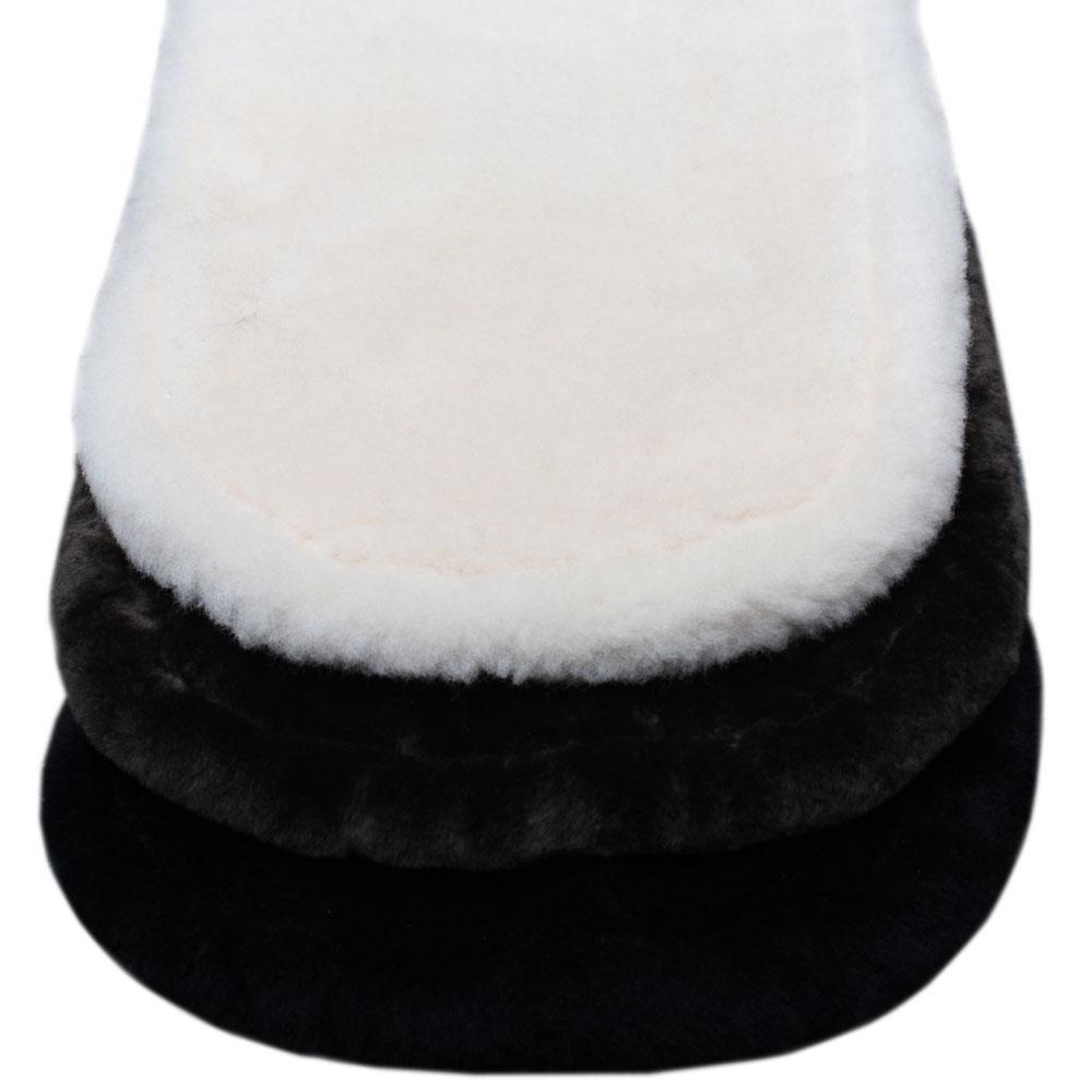 Gympie Saddleworld & Country Clothing Half Pads & Risers 17 / Black Wagners Half Numnah Black
