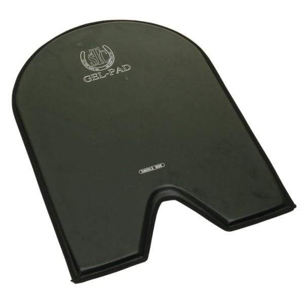 Gympie Saddleworld & Country Clothing Half Pads & Risers STC Cut- Back Gel Pad