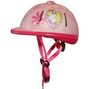 Helmet Kidzamo CAP33 53-57cm Pink - Gympie Saddleworld & Country Clothing