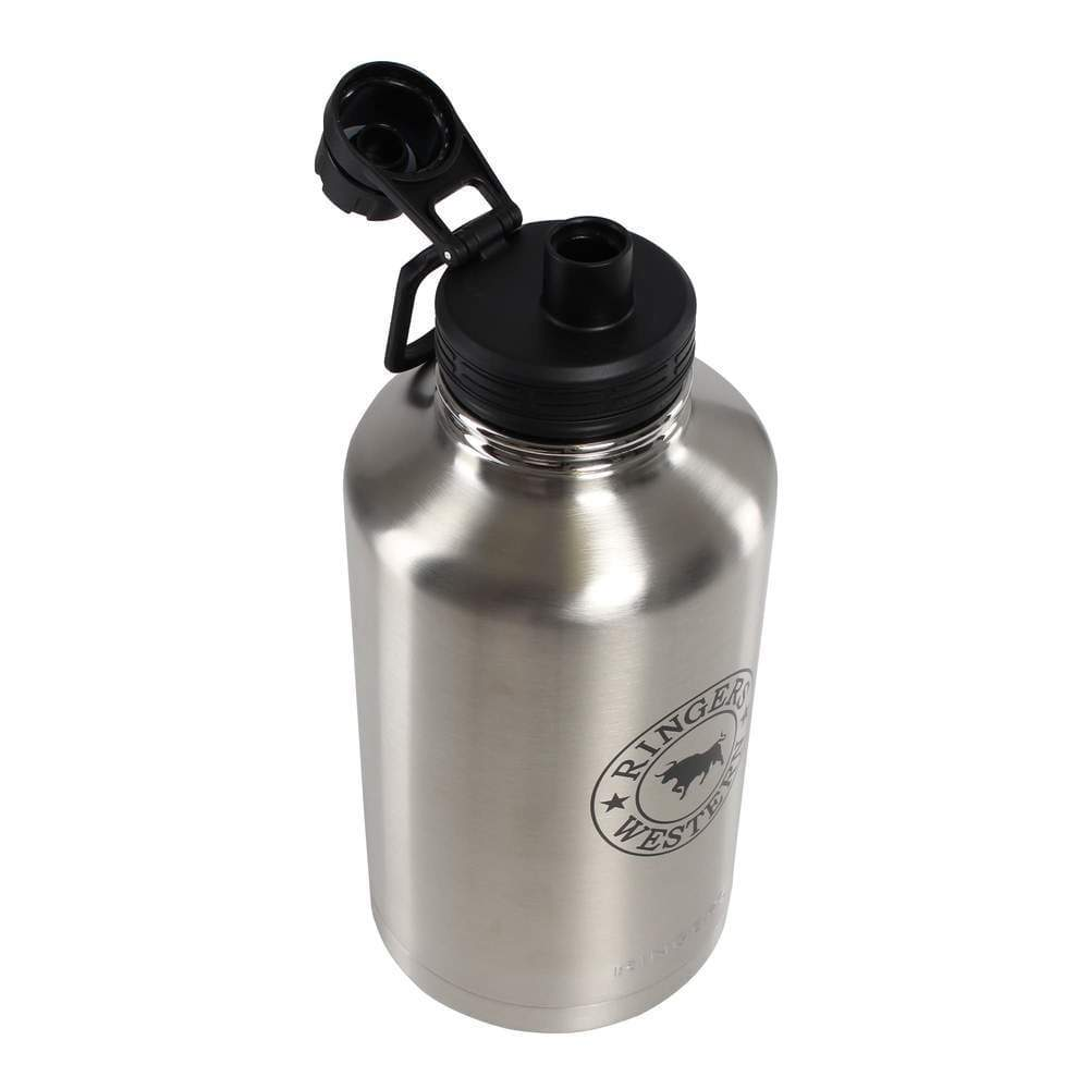 Ringers Western Stainless Steel Gulper - Gympie Saddleworld & Country Clothing