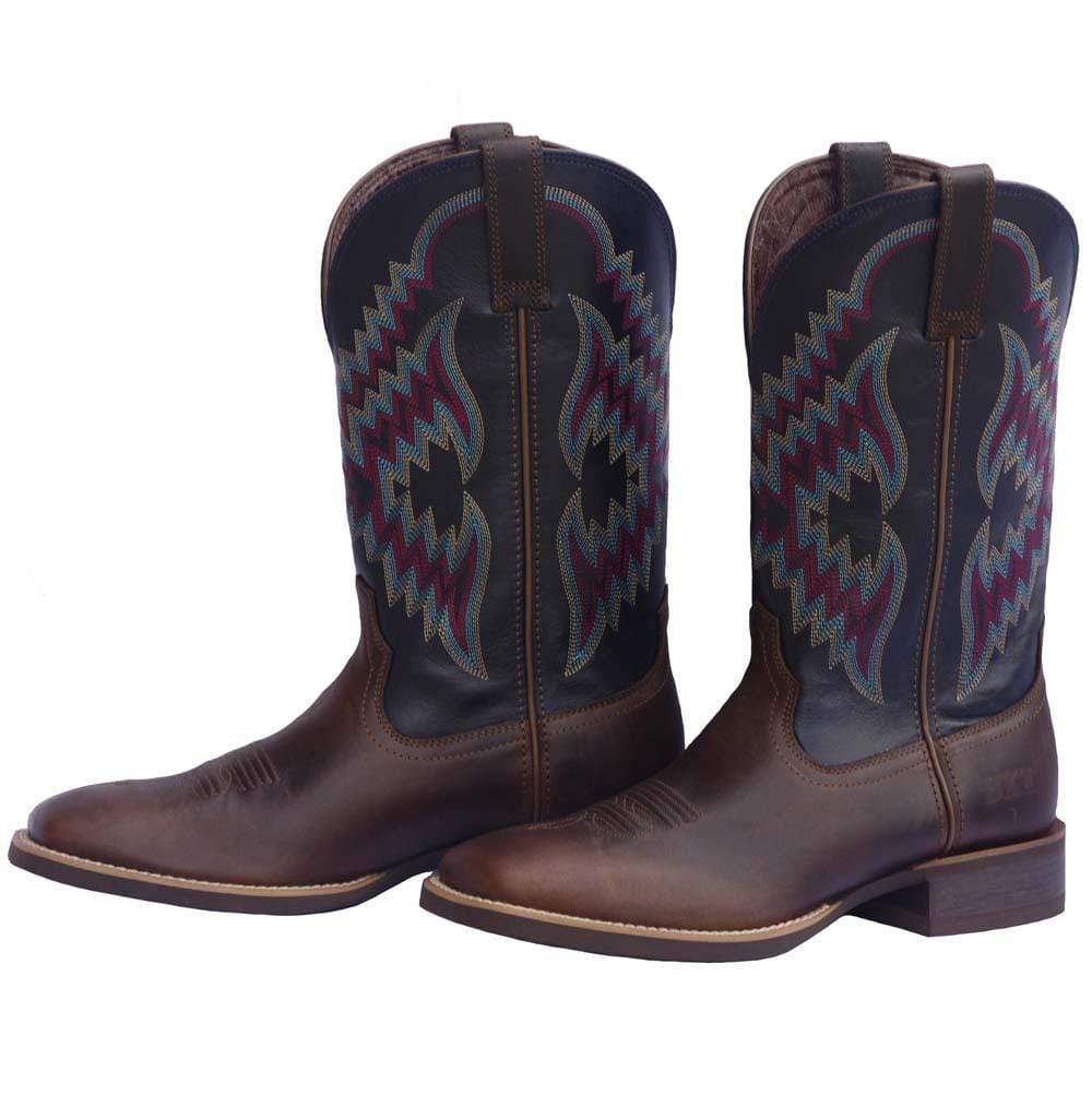 Mens Baxter BXT Condo Boots - Gympie Saddleworld & Country Clothing