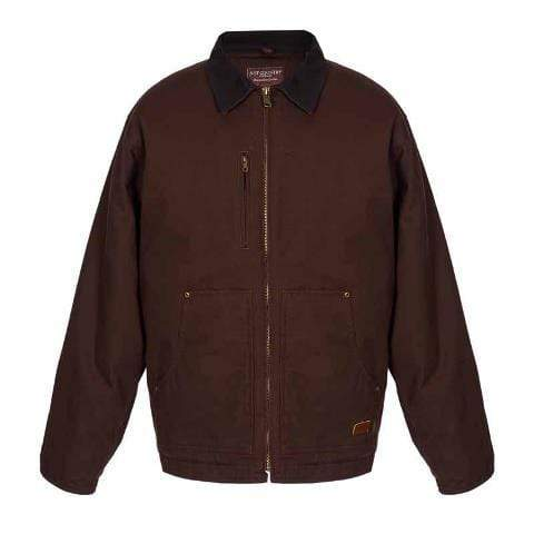 Gympie Saddleworld & Country Clothing Mens Jackets & Vests Just Country Diamantina Jacket Chocolate (MWOJ1917)