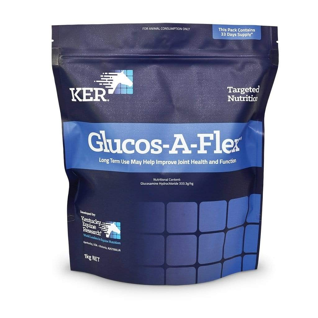 Gympie Saddleworld & Country Clothing muscles & joints 1kg Glucos-A-Flex