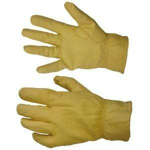 Gympie Saddleworld & Country Clothing Stock Camp Items Large Premium Leather Roping Gloves