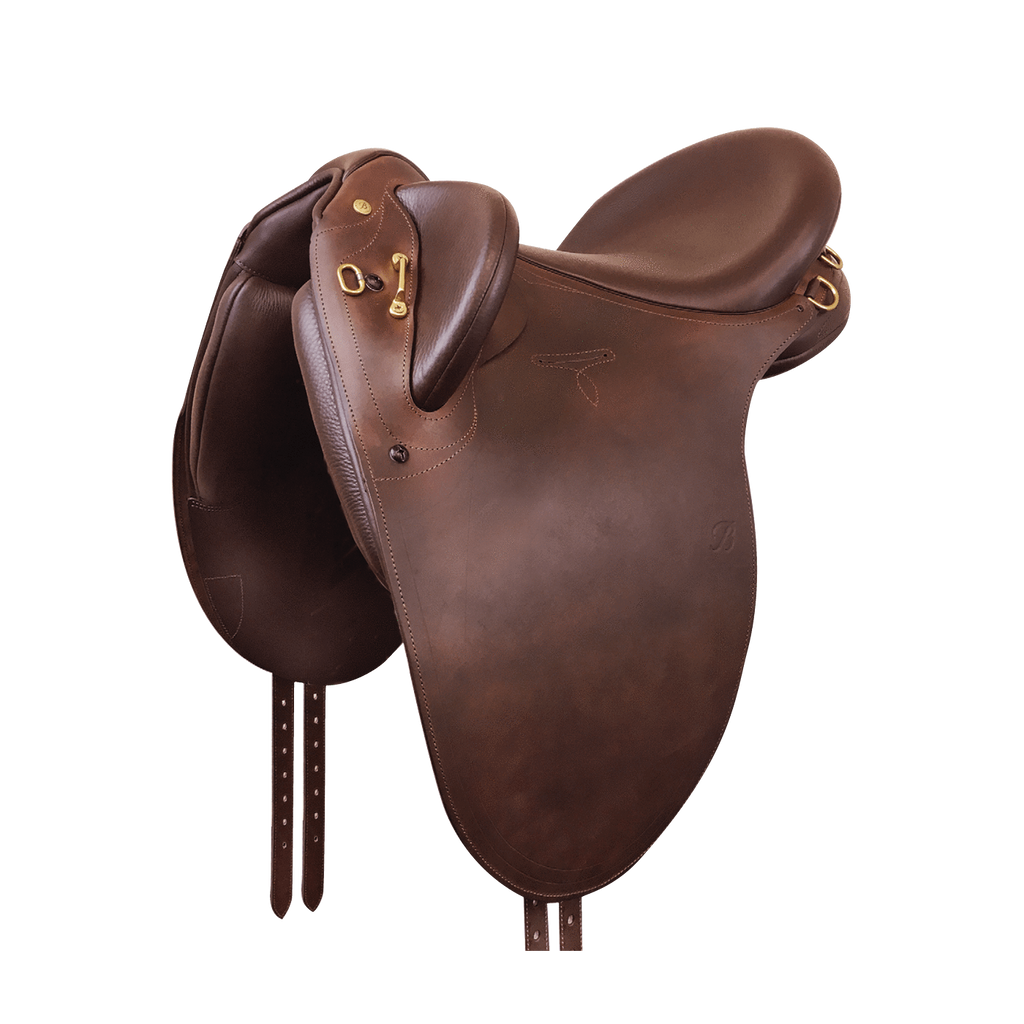 Gympie Saddleworld & Country Clothing Stock & Fender Saddle Medium / Brown Bates Kimberly Stock Saddle