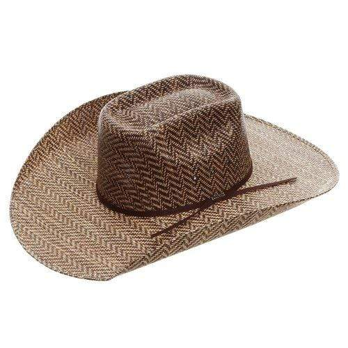 Brigalow Straw & Palm Leaf Hats 54 Brigalow RoughStock 50X Cowboy Hat