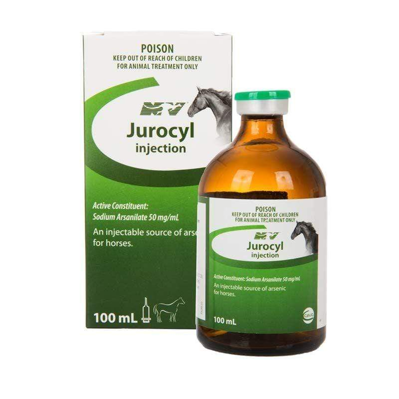 Gympie Saddleworld & Country Clothing Vitamins & Minerals 100ml Jurocyl Injection