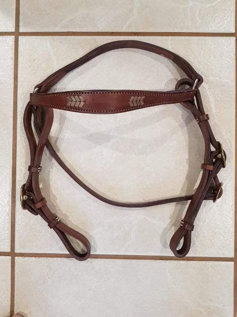 WT Zoe Bridle MC2994ZCH - Gympie Saddleworld & Country Clothing
