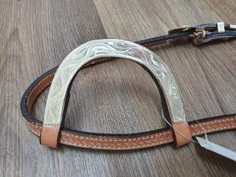 Bridle WT BIAL2070KS SILVER EAR - Gympie Saddleworld & Country Clothing