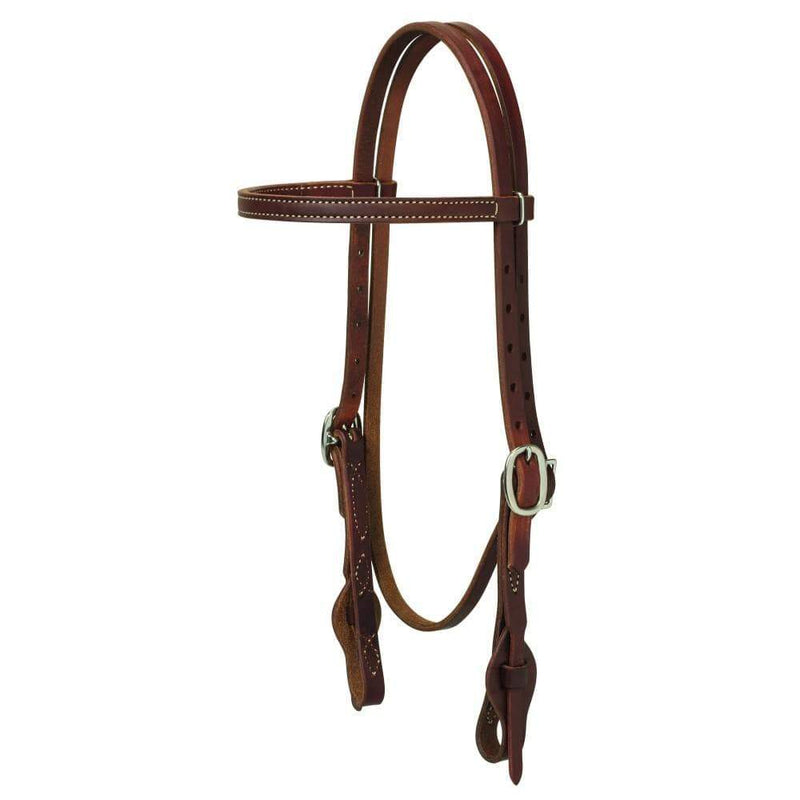 Weaver Working Cowboy Quick Change Headstall - Gympie Saddleworld & Country Clothing