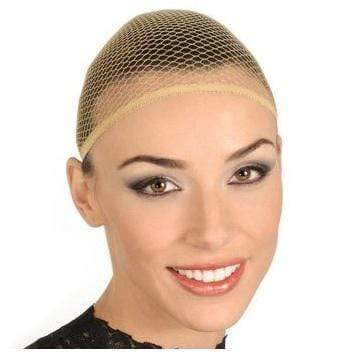 Hamag Womens Riding Accessories Natural Hamag Nylon Hair Net