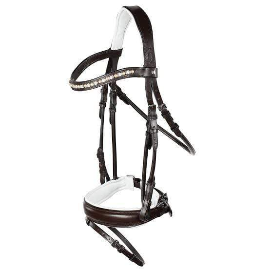Horze Monroe Bridle - Gympie Saddleworld & Country Clothing