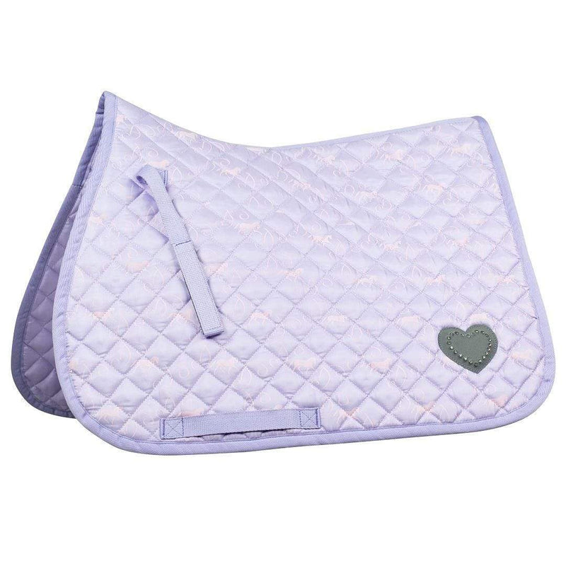 Horze Lisette Pony Saddle Pad - Gympie Saddleworld & Country Clothing