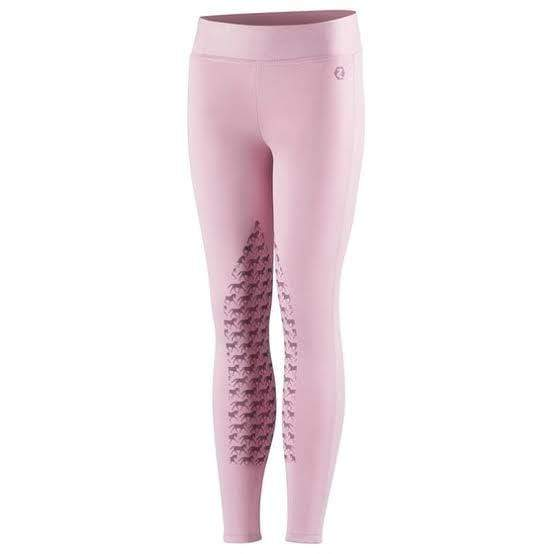 Horze Active Kids Tights - Gympie Saddleworld & Country Clothing