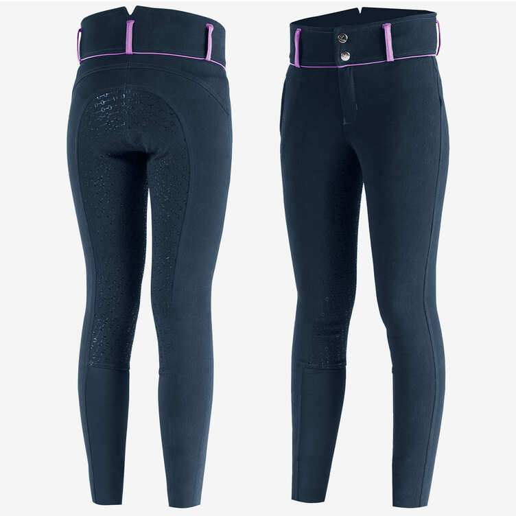 Horze Daniela Junior Breeches 36038 - Gympie Saddleworld & Country Clothing