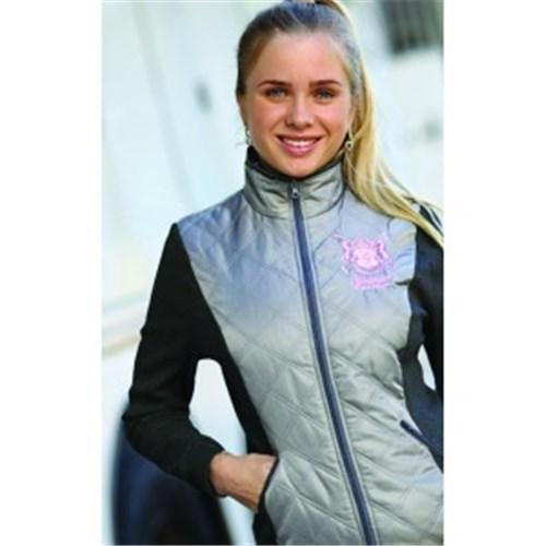 Huntington Marni Jacket Grey - Gympie Saddleworld & Country Clothing