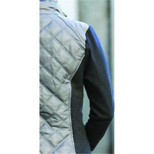 Huntington Equestrian Womens Jackets Huntington Marni Jacket Grey