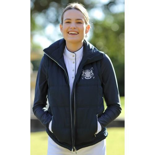 Huntington Lara Vest HUN4105 - Gympie Saddleworld & Country Clothing
