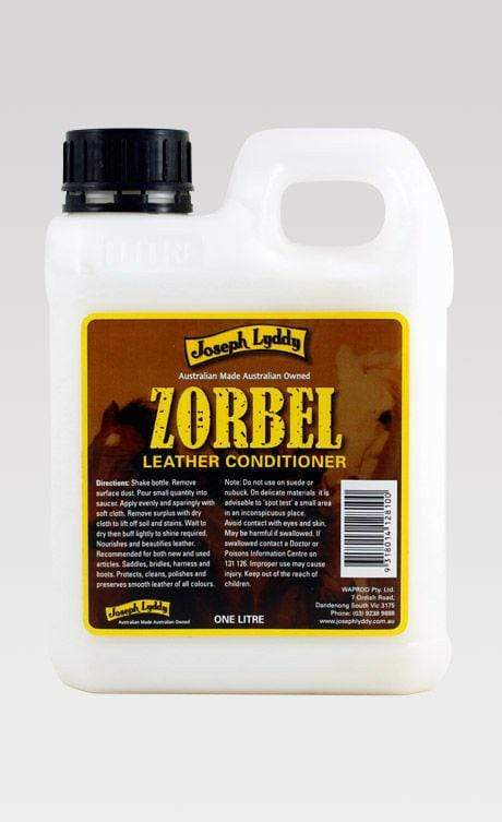 Joseph Lyddy Leather Care 1ltr Joseph Lyddy Zorbel Leather Conditioner