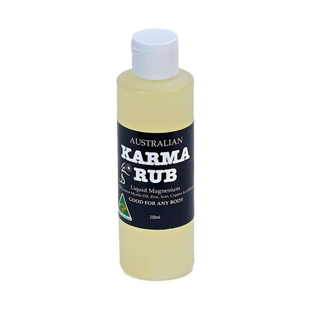 Just Magick First Aid 250ml Itch Magic Karma Rub Liquid Magnesium Suitable for Animals & Humans