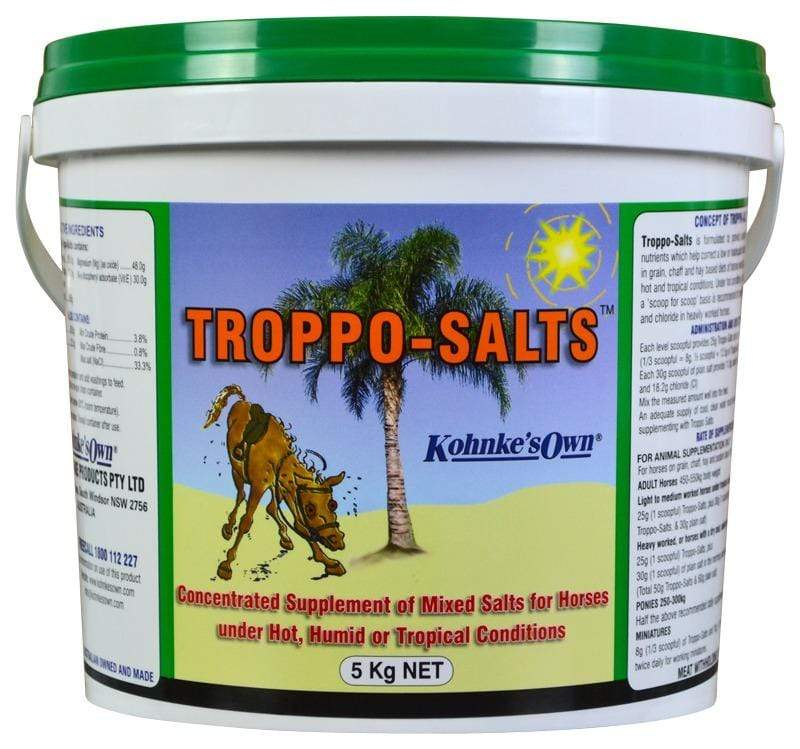 Kohnkes Own Hydration 2kg Kohnkes Troppo Salts