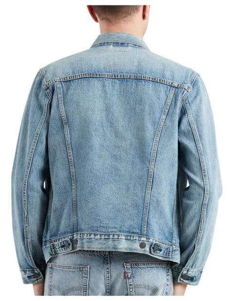 Levi Strauss Denim Trucker Jacket 72334-0351 - Gympie Saddleworld & Country Clothing