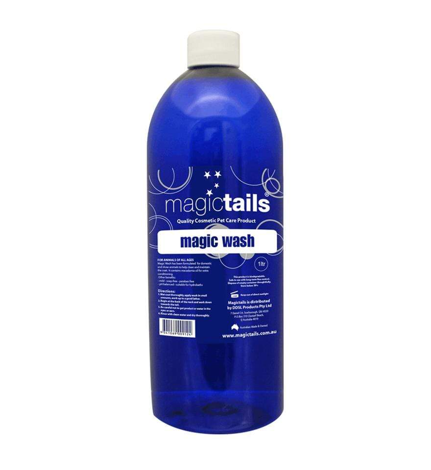 Magictails Magic Wash Shampoo 1ltr - Gympie Saddleworld & Country Clothing