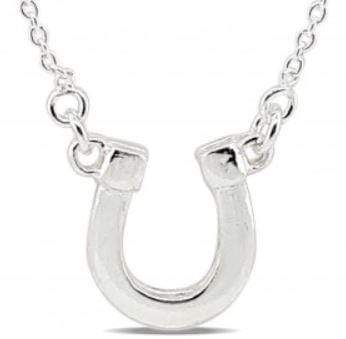 Mountain Creek Jewellery MCJ Necklace with Horseshoe