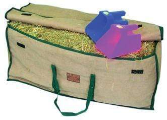National Equestrian Stables / Tackroom Jute Hay Bale Bag