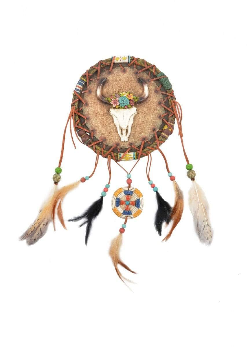 Pure Western Giftware Dream Catcher Pure Western Skull P9S1920GFT