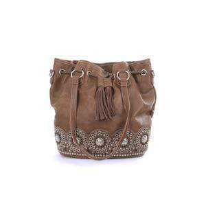 Pure Western Womens Leanne Handbag Tan (P9S2917HBG) - Gympie Saddleworld & Country Clothing