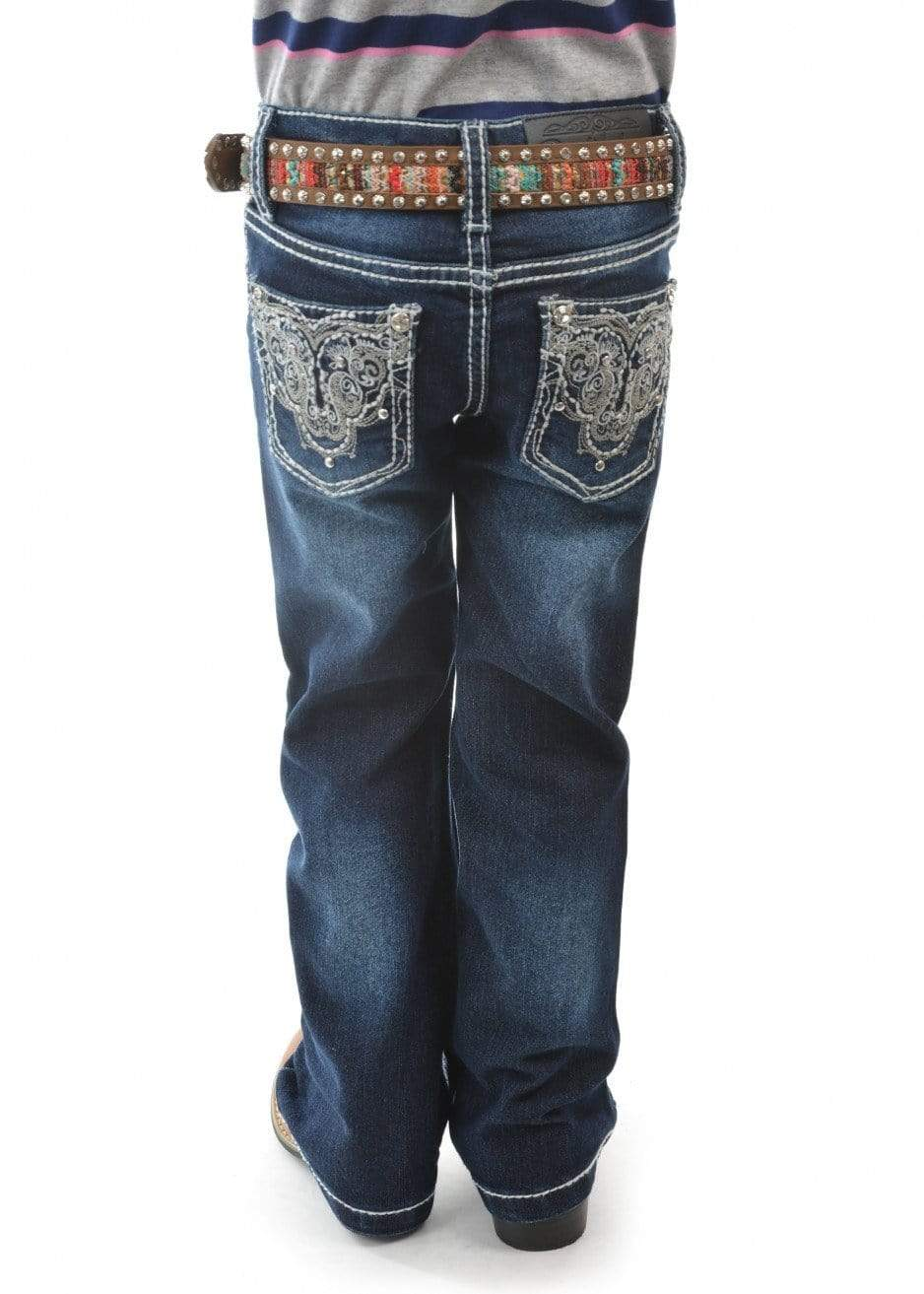 Pure Western Girls Haley Jeans (PCP5201123) - Gympie Saddleworld & Country Clothing