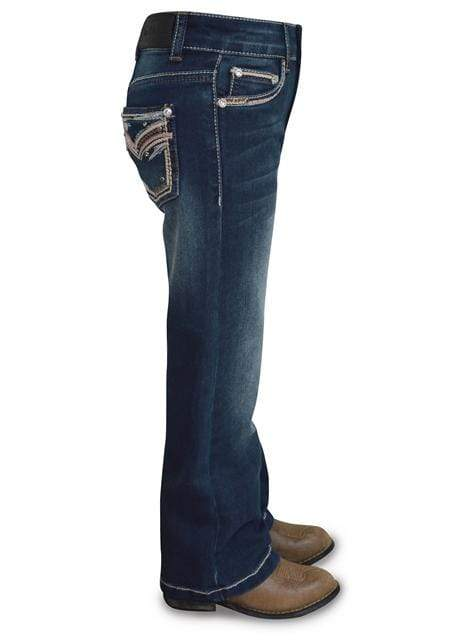 Pure Western Girls Emma Jeans - Gympie Saddleworld & Country Clothing