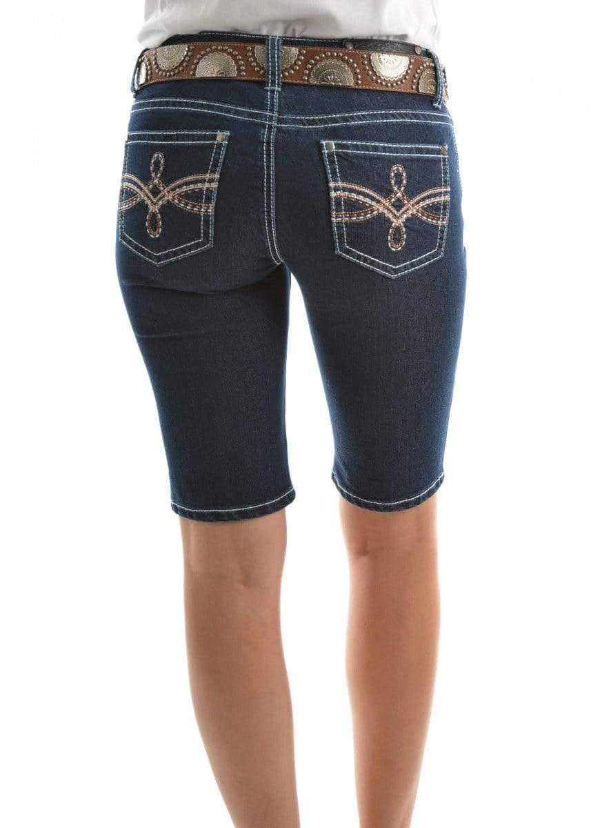 Pure Western Womens Mia Shorts (P9S2306286) 6 - Gympie Saddleworld & Country Clothing