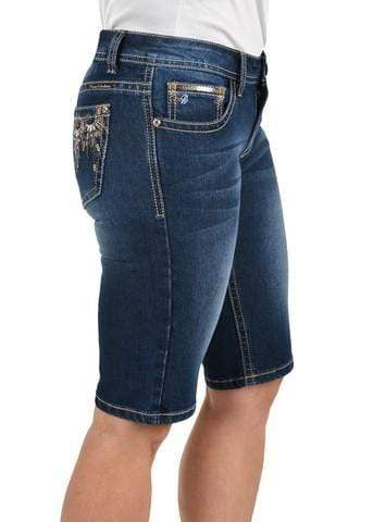 Pure Western Womens Beth Shorts PCP2306379 - Gympie Saddleworld & Country Clothing